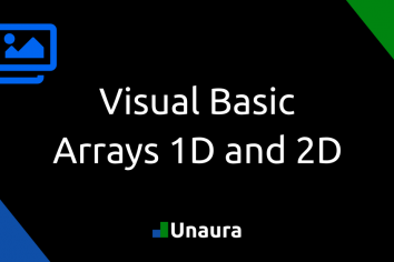 How to Use 1D and 2D Arrays in Visual Basic