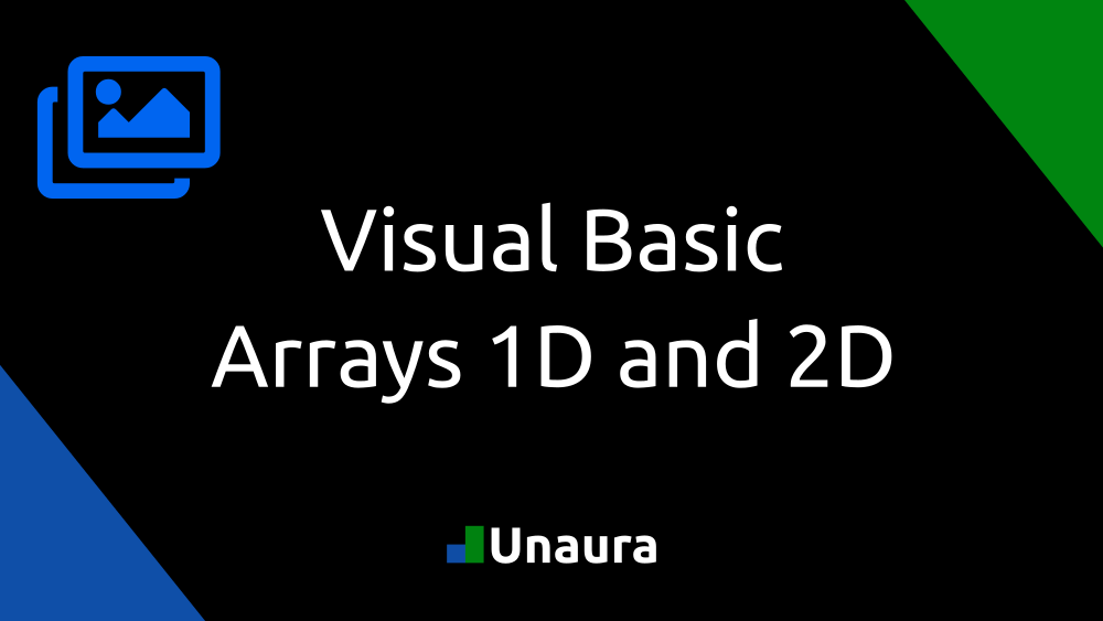 Arrays 1D and 2D