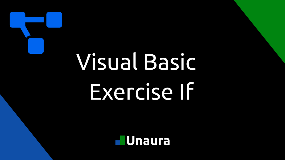 If Exercise Visual Basic