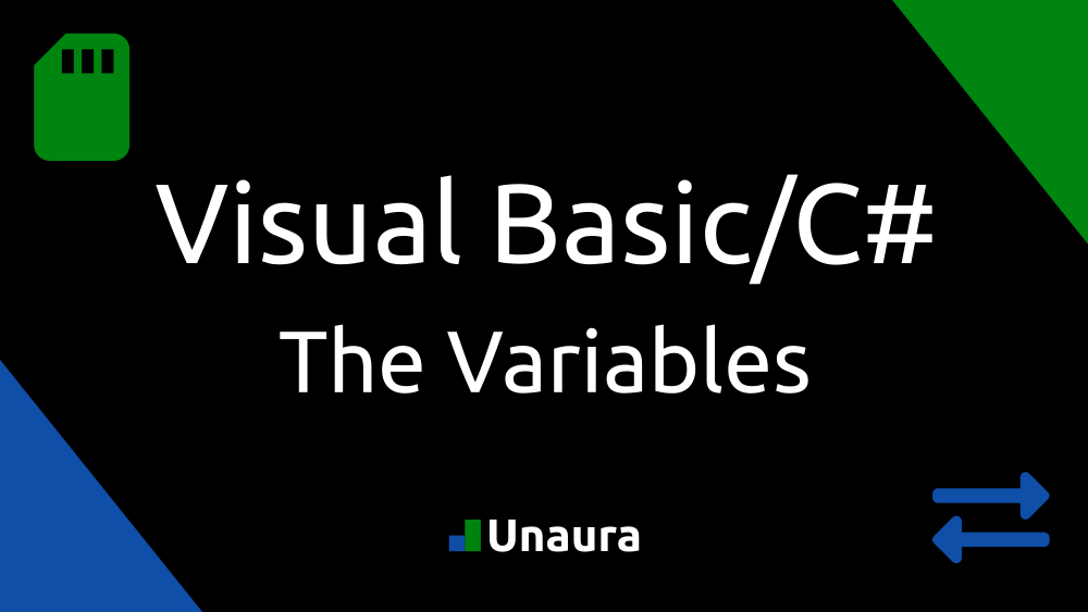 Visual Basic/C# The variables.