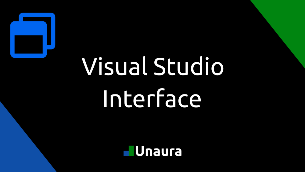 Visual Studio Interface