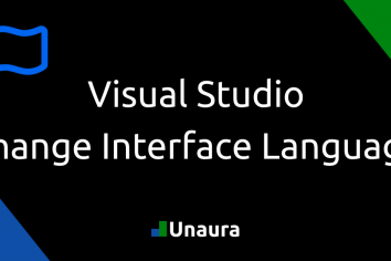 Visual Studio – Change the interface language