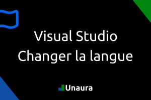 Comment changer la langue de l'interface dans Visual Studio