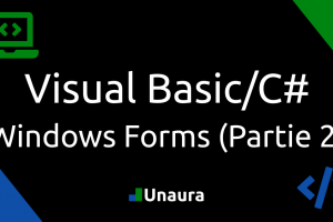 Les Windows Forms plus en détails (Partie 2) – Visual Basic/C#