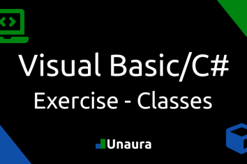 Using Classes in Visual Basic/C# – Exercise and Solution