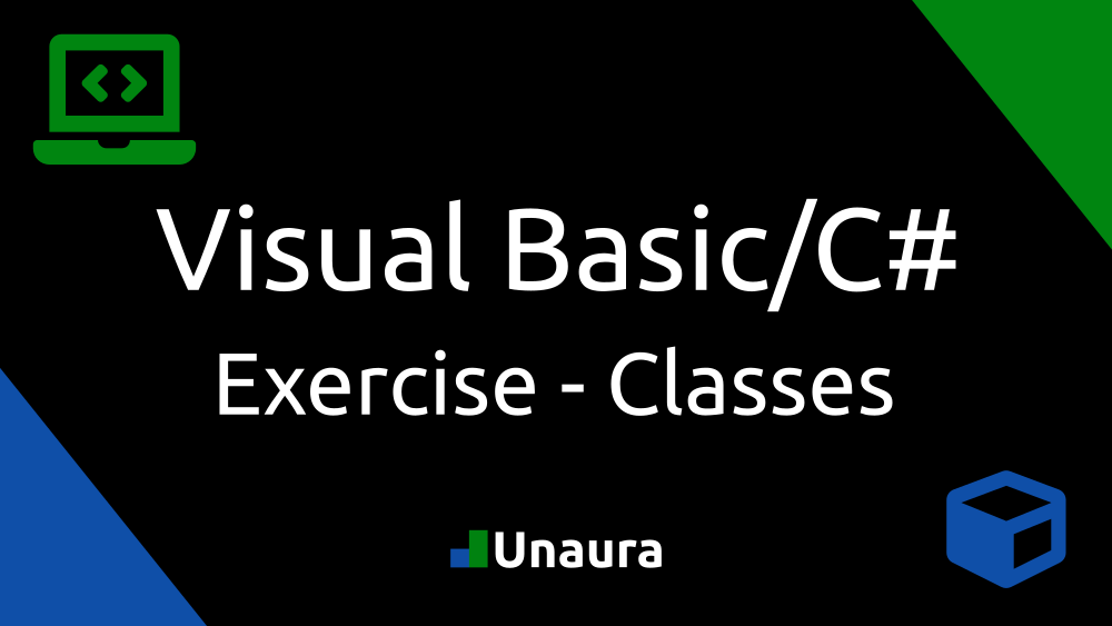 Visual Basic C# Classes