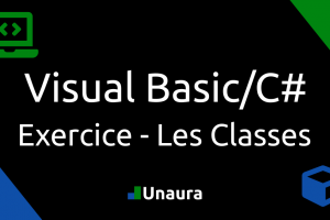 Les classes en Visual Basic/C# – Exercice et solution