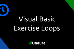 Loops in Visual Basic – Exercise and Solution