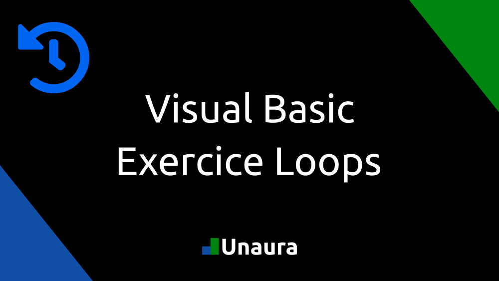 Exercice Loops/Boucles