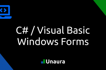 C#/Visual Basic – Windows Forms (Part 1)