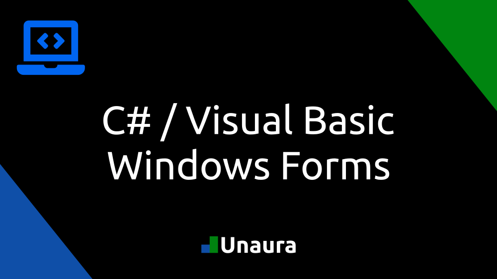 Windows Forms Part 1