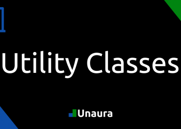 Software Design – Utility Classes