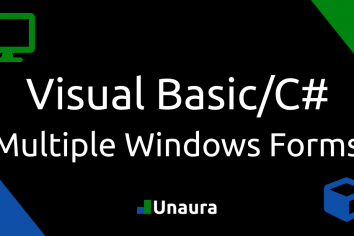 How to Handle Multiple Windows Forms With Visual Basic/C#