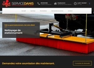 Site Web Service Danis Website