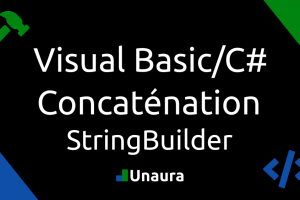 Concaténation de strings et le StringBuilder en Visual Basic/C#